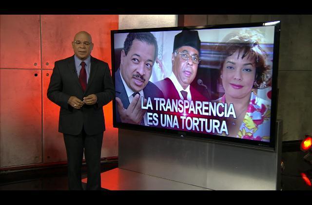 Marino Zapete: La transparencia es una tortura