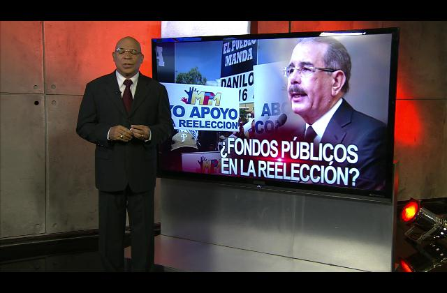 Marino Zapete: ¿Fondos públicos en la reelección?