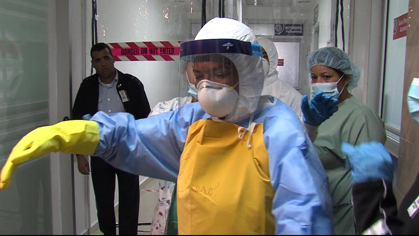Piden Salud Pública tome medidas más drásticas para evitar entrada del Ébola