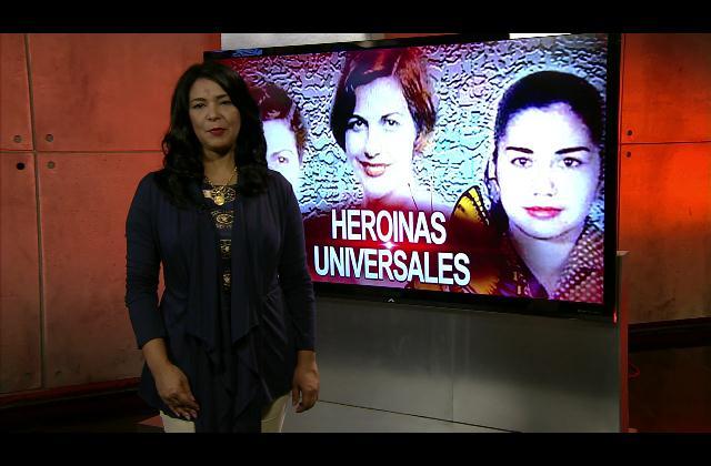 Patricia Solano: Heroínas universales