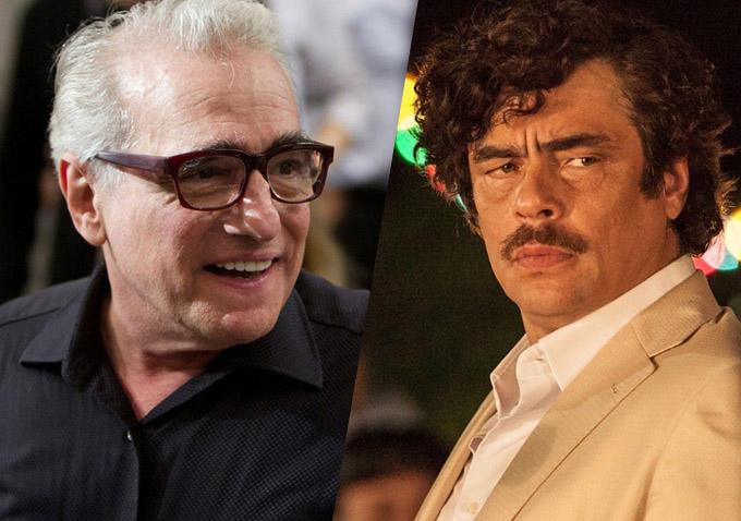 Scorsese y Benicio del Toro llevan a HBO la vida de Hernán Cortés