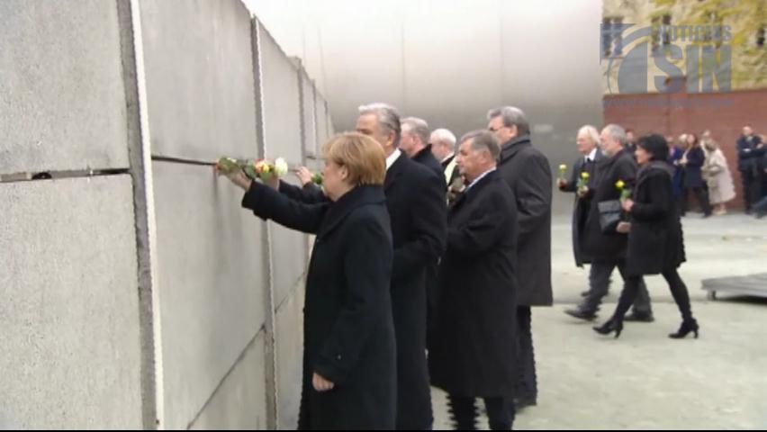Berlín conmemorar los 25 años de la caída del muro