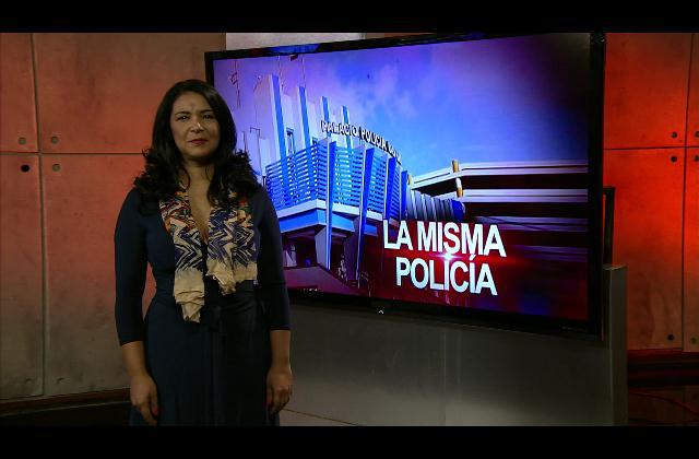 Patricia Solano: La misma Policía