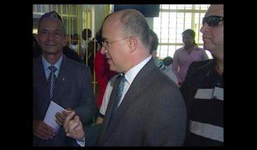 SIN da cobertura a visita del procurador a Polonia para tratar casos de pederastia en RD