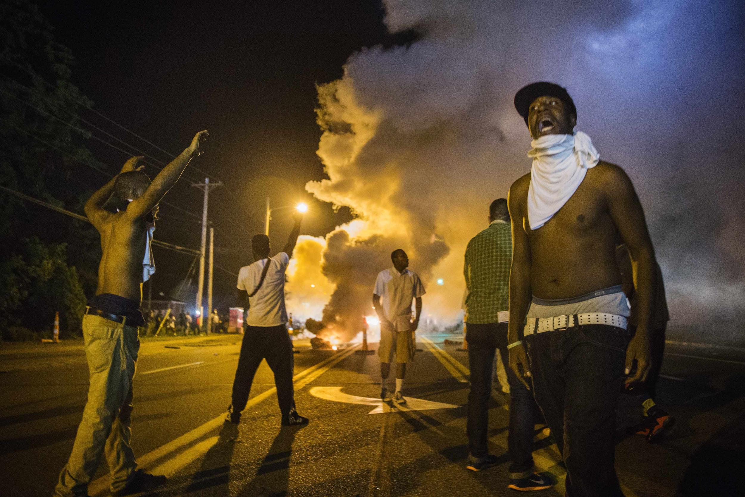 Los disturbios de Ferguson, un nuevo episodio de tensión racial en EE.UU.