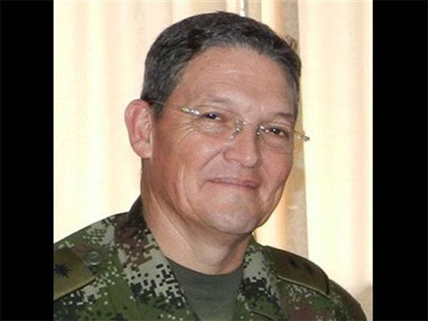 El domingo las FARC podrían liberar al general Alzate