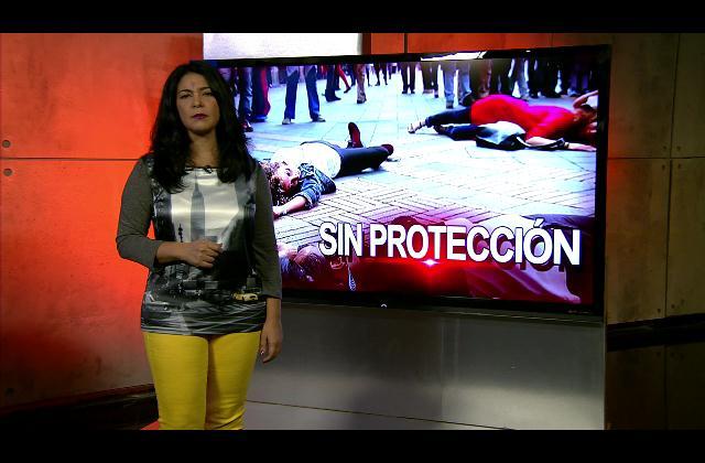Patricia Solano: Sin protección