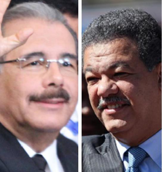 Danilo ganaría con 70% si busca reelección;De Leonel ser candidato habría segunda vuelta,según Penn Shoen and Berland
