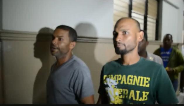 Dictan coerción acusados muerte oficial y tiroteo palacio justicia SFM