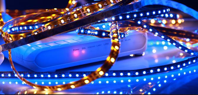 Seguridad y ahorro eléctrico en Navidad