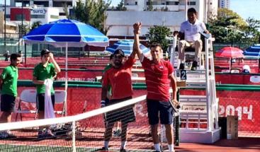 RD, Puerto Rico, Colombia y México se reparten los oros del tenis