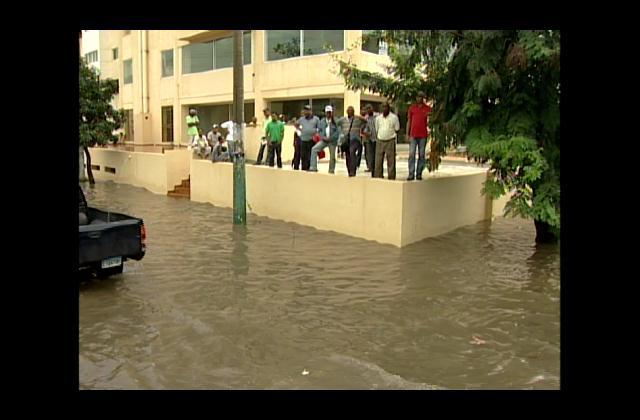 Más de 600 viviendas afectadas por lluvias de los últimos días