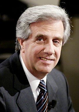 Tabaré Vázquez gana las elecciones en Uruguay, según sondeos