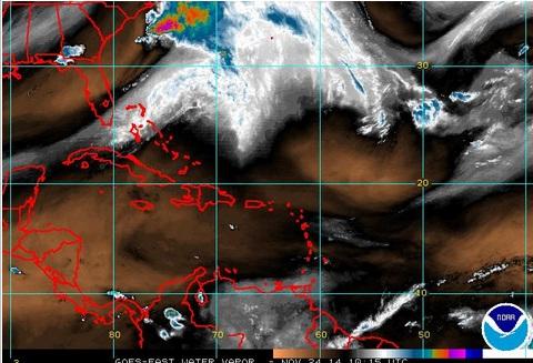 Meteorología pronostica pocas lluvias para este lunes