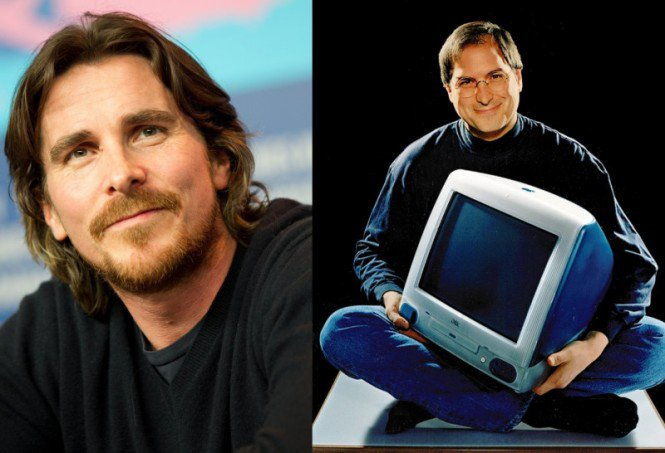 Christian Bale habría abandonado la película biográfica de Steve Jobs