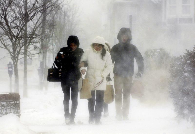 Siete muertos deja la inusual ola de frío que congela la mitad de EEUU