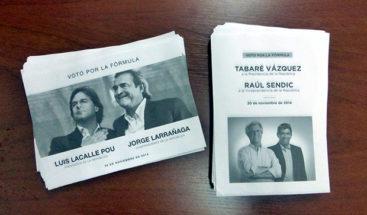 Cierran colegios electorales en Uruguay en segunda vuelta presidencial