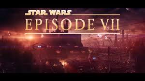 Tráiler de la película Star Wars VII