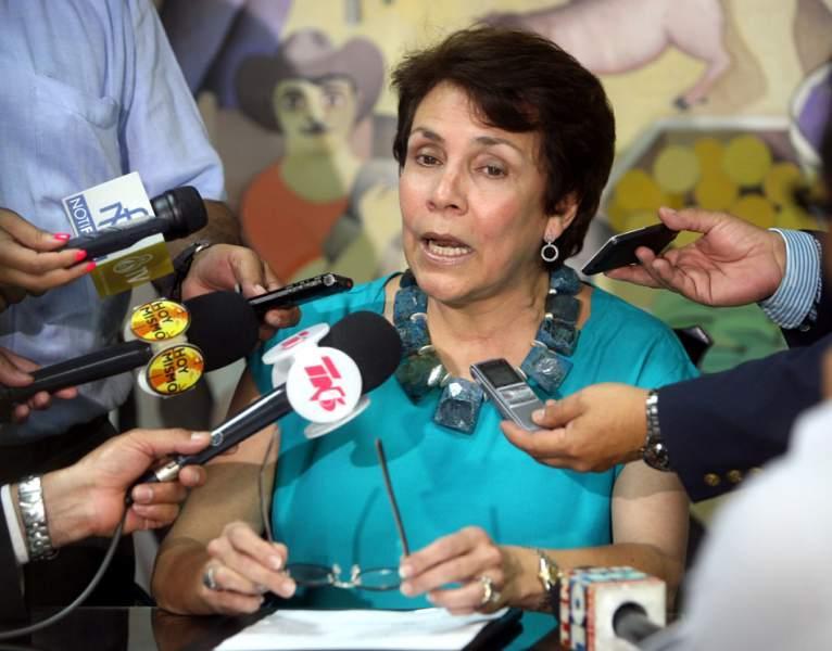 Renuncia la canciller de Honduras Mireya Agüero