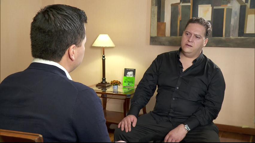 Hijo de Pablo Escobar dice cuál fue el peor error de su padre