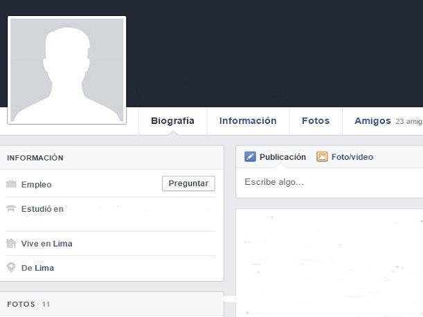 ¿Qué edad aparentas en tu foto de perfil de Facebook?