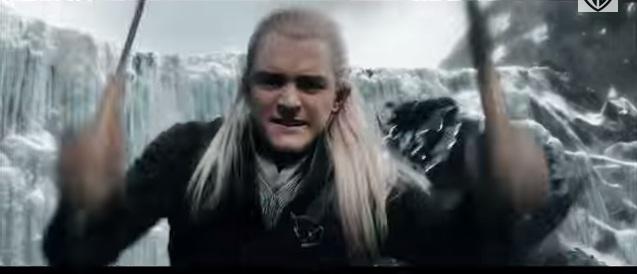 Tráiler final de The Hobbit: The Battle of the Five Armies