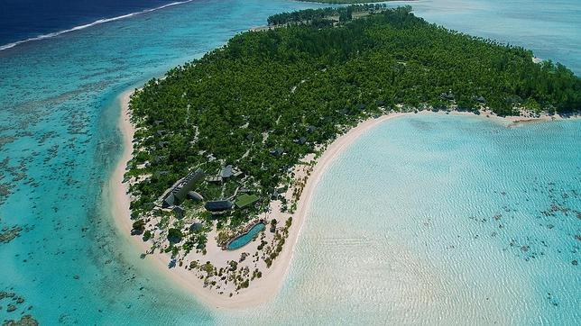 Así es hoy la espectacular isla secreta del actor Marlon Brando
