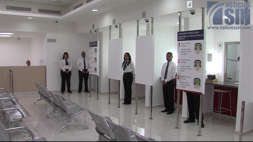 Embajada EE.UU. inaugura nuevo centro de Servicios de Visas en Galería 360
