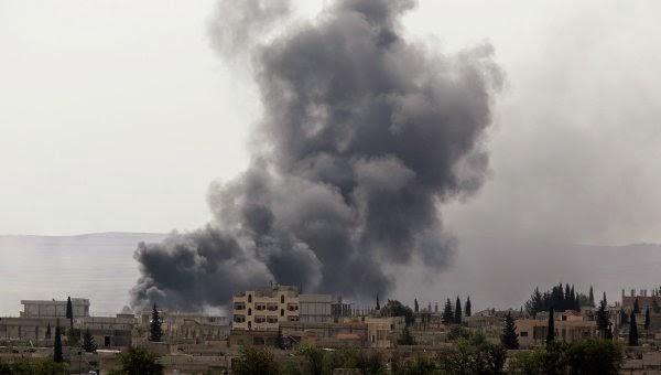 Al menos 34 muertos por ataques rusos en zonas de Estado Islámico