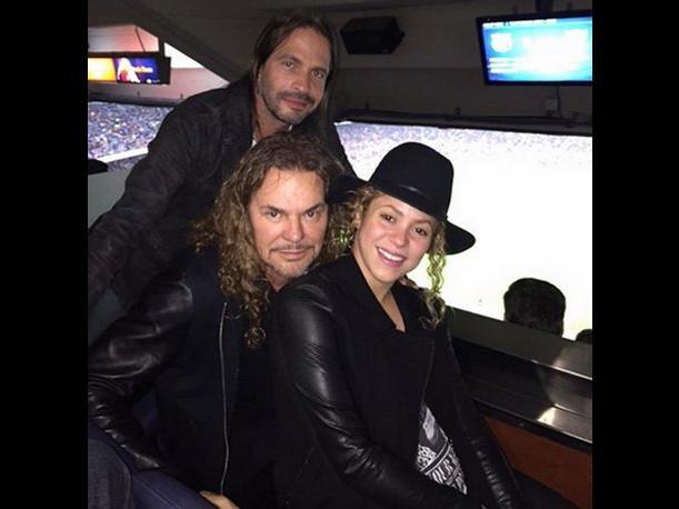 Maná y Shakira preparan nuevo video musical 'Eres Mi Verdad'
