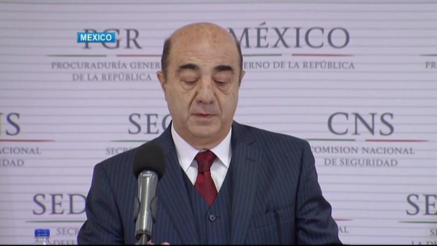 Fiscal mexicano se reunirá con familias de estudiantes desaparecidos