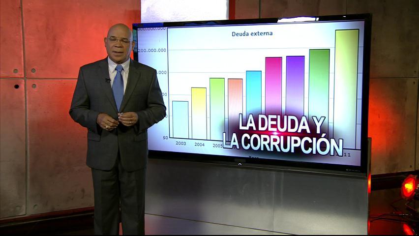 Marino Zapete: La deuda y la corrupción