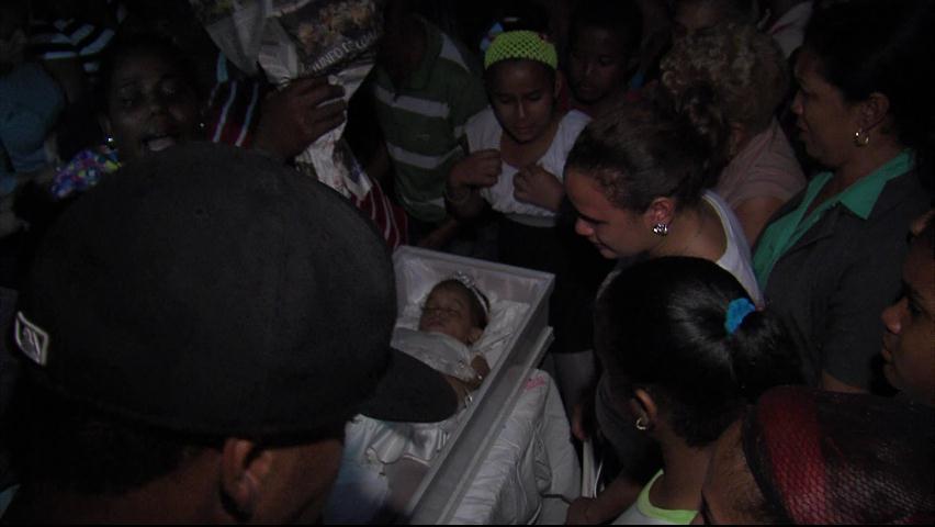 Hallazgo de bebe muerta causa consternación en Juma Adentro de Bonao