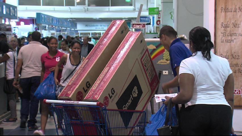 Comercios preparados para llegada del Viernes Negro