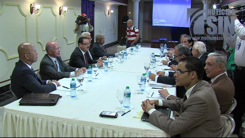 Gobierno continúa preparativos para el Pacto Eléctrico