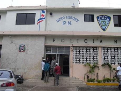 Motín en la cárcel pública de Higüey