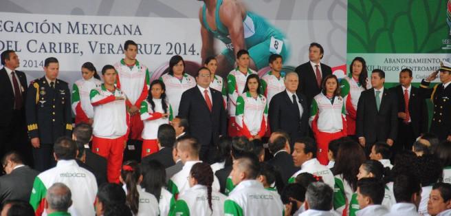 En Veracruz todo listo para los Juegos Centroamericanos y del Caribe 2014