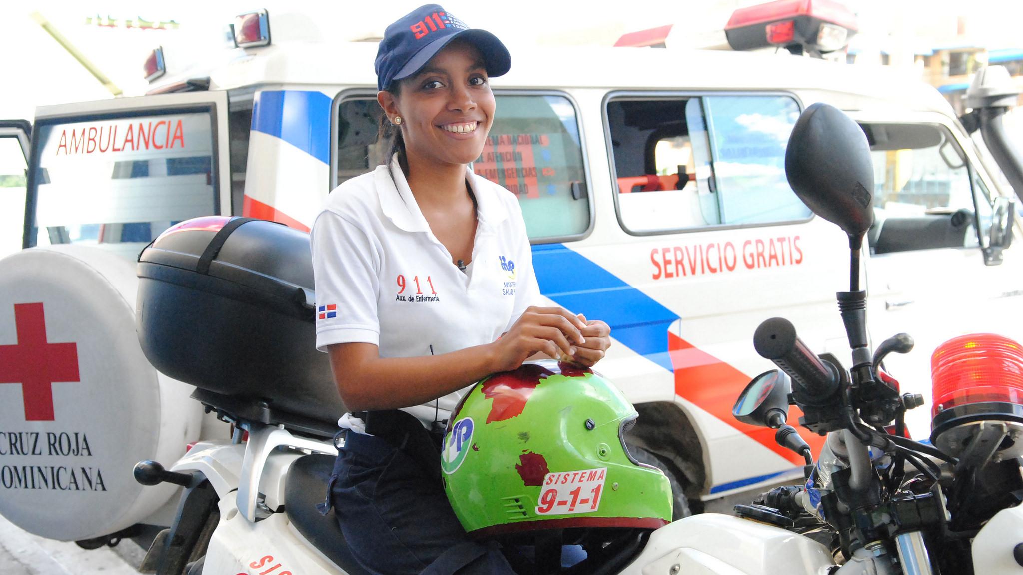 El 911, oportunidad de empleos dignos para jóvenes