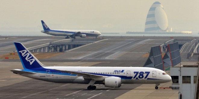 EEUU atribuye incendio de batería de un Boeing 787 a un fallo de diseño