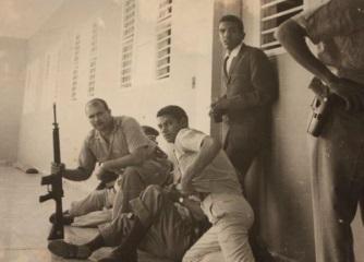 A 49 años de la memorable batalla del hotel Matum en Santiago
