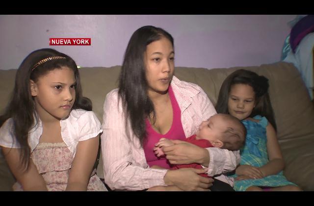 Madre dominicana residente en Washington busca donante de riñón