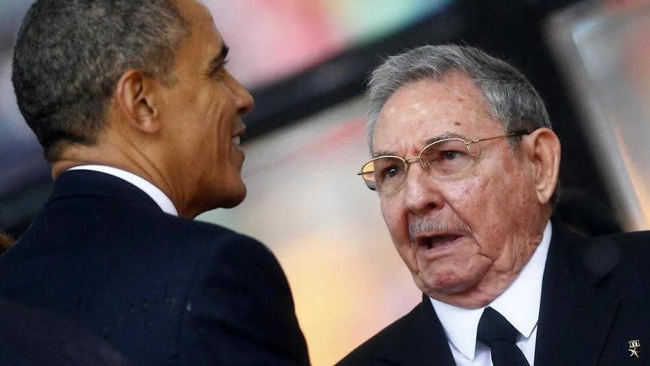 Obama ordena diálogo con Cuba para restablecer relaciones diplomáticas
