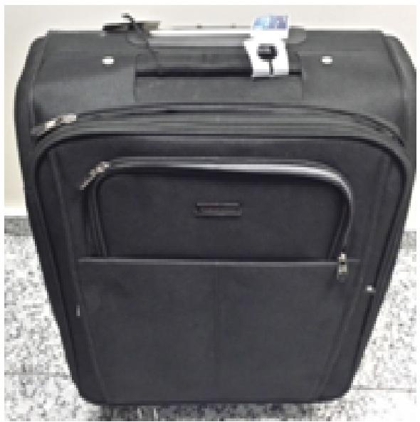 Abandonan maleta con droga en Aeropuerto Las Américas