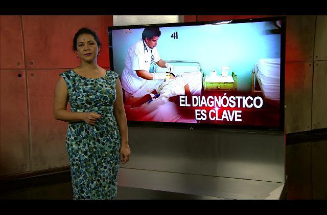 Patricia Solano: El diagnóstico es clave