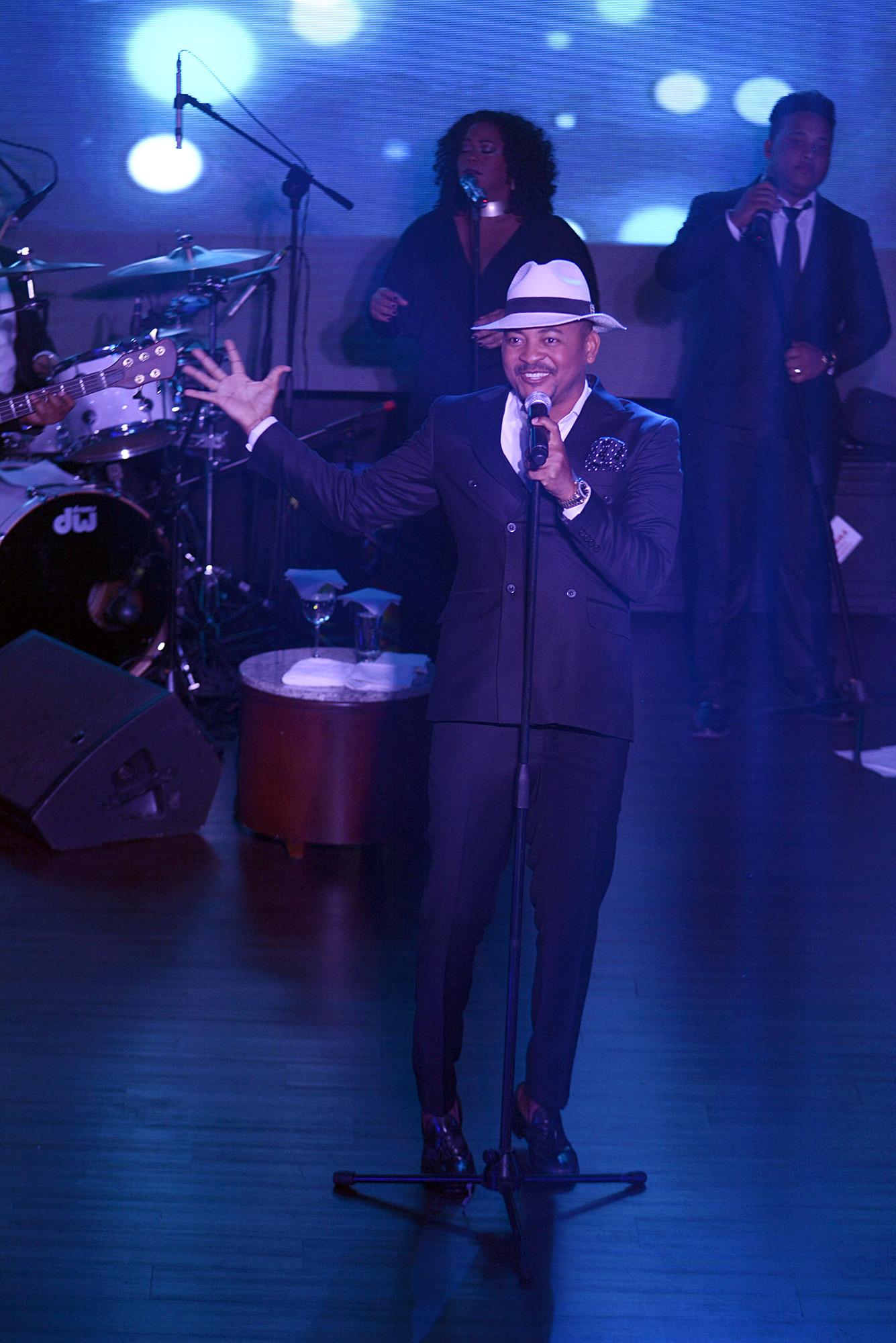 Galería de fotos: Wason cierra exitoso concierto en Hard Rock café