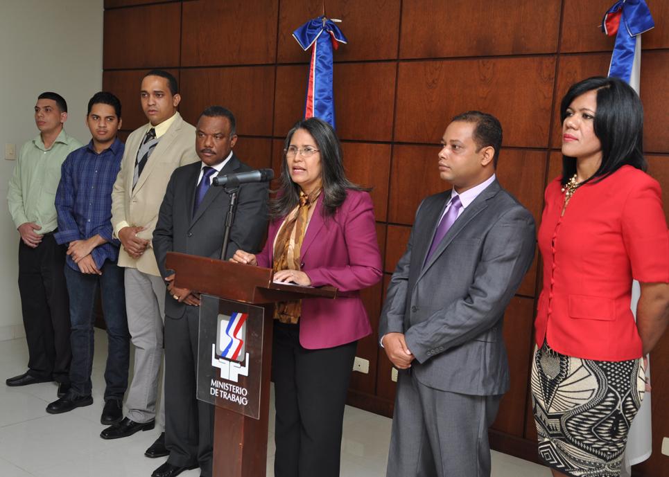 Ministerio de trabajo presenta nueva modalidad del sistema de registros laborales