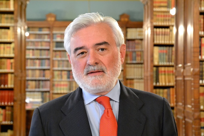 Darío Villanueva, nuevo director de la Real Academia Española