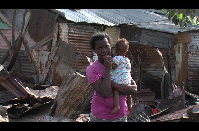 Voraz incendio deja a más de 20 familias a la intemperie en La Ciénaga