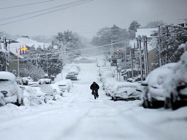 Bajas temperaturas provocan al menos siete muertos en Polonia