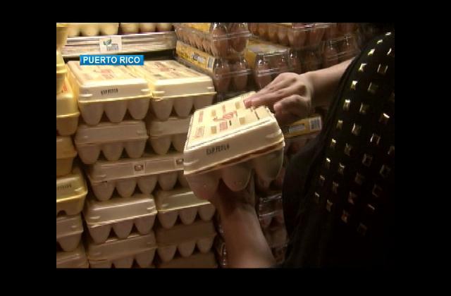 En Puerto Rico piden no consumir huevos tras robo de 2600 cajas sin inspección sanitaria